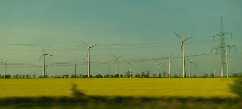 Photo: Wind Generators - Germany