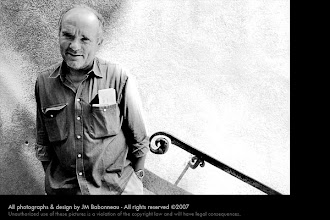 Photo: PETER LINDBERGH in Arles, France, 2001. © photo by jean-marie babonneau all rights reserved www.betterworldinc.org