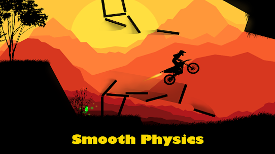 Sunset Bike Racer – Motocross MOD APK [Unlimited Money] 3