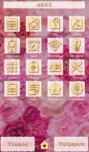 Rose Theme-Carpet of Flowers- 1.0.0 Windows u7528 2