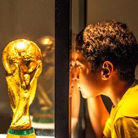 The Dream by Marcelo Xavier - Sports & Fitness Soccer/Association football