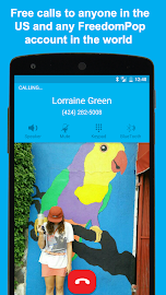 FreedomPop Free Call and Text Screenshot 2