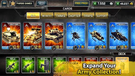 Hack Game Fire Line: Frontline Battles apk free