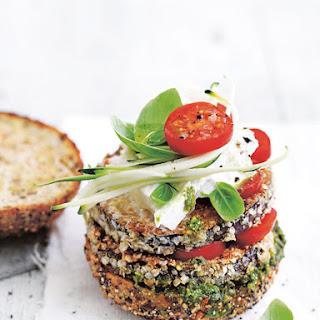 Vegetarian Pesto Sandwich Recipes