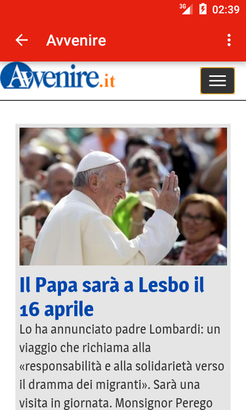 Free Italian Newspapers- screenshot