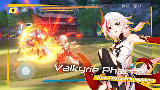 Honkai Impact 3 MOD (Weak Enemy/HP+ATTACK/Infinite Skill/Auto Battle) 1