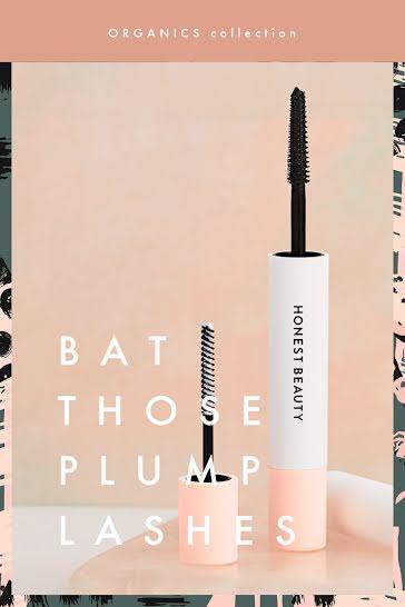 Bat Those Plump Lashes - Pinterest Pin Template