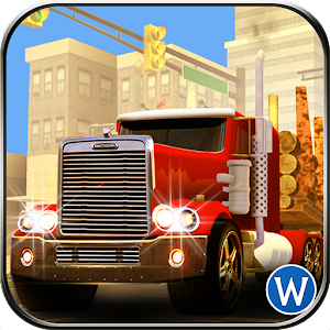 American Truck Cargo Delivery for PC and MAC