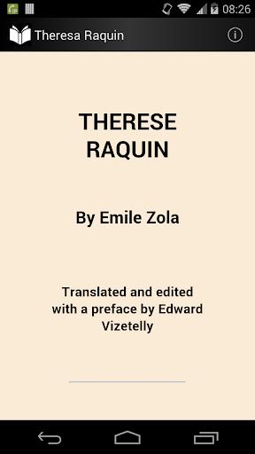Theresa Raquin