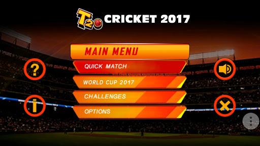 T20 Cricket Game 2017 1.0.16 Screenshots 2