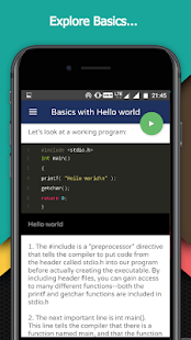 Practice Code : Learn Programming- screenshot thumbnail