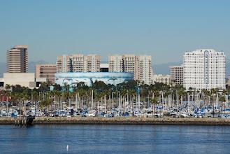 Photo: Our Westin Hotel ... hidden behind the Aquarium in Long Beach
