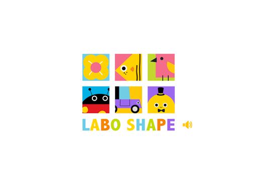Labo形状 3+ 平板适用)
