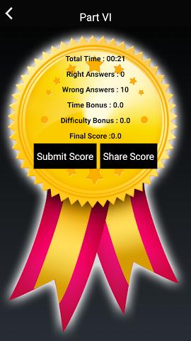 android Clash Trivia by LLAB Screenshot 2