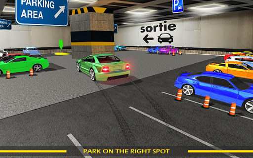 Street Car Parking 3D 1.0.1 screenshots 6