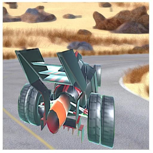 Super Stunt Car- Ramp Car Stunts