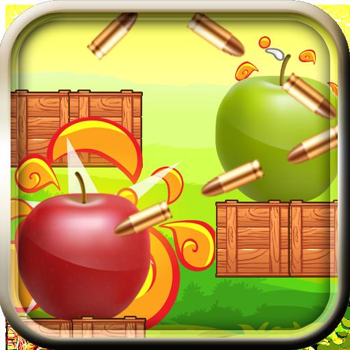 动作のフルーツシュート LOGO-記事Game