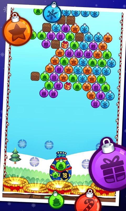 Игра пузыри для планшета