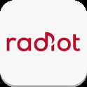 Radiot.fi - paras nettiradio icon
