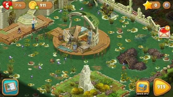 Guide Gardenscapes - náhled