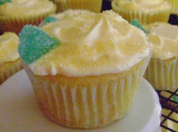 Margarita Cupcakes With A Twist Of Lime