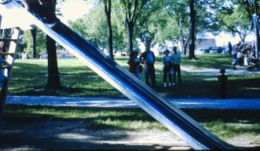 Photo: Playground 1952