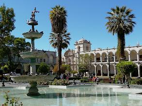 Photo: Plaza de Armas