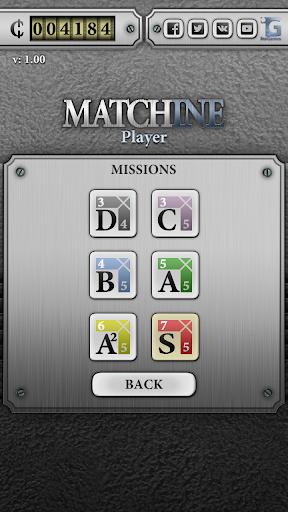 MATCHINE Demo