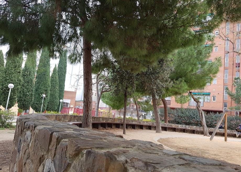 Foto Parque infantil de El Clot 3