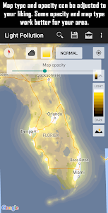 Light Pollution Map - Dark Sky screenshot 19
