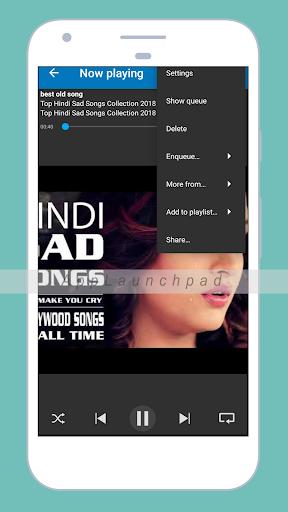 Mx Music Player Pro- Enjoy unlimted music for free 1.0.61 screenshots 2