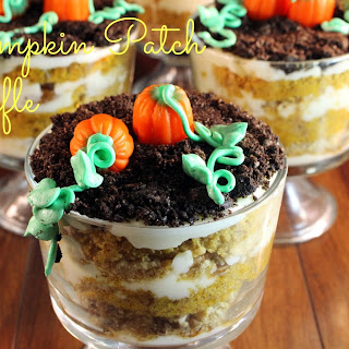 Pumpkin Patch Trifle