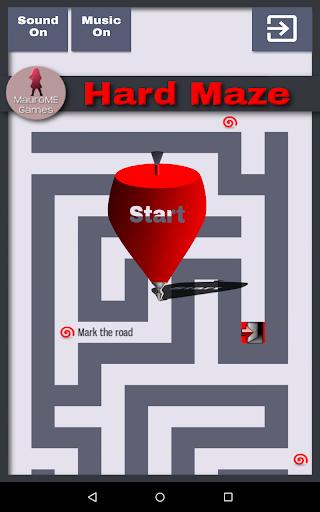 無料街机Appのハード迷路|HotApp4Game