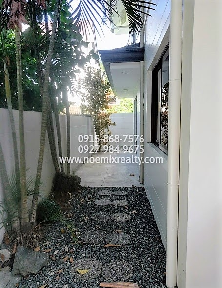 House and lot in West Fairview, Quezon City pocket garden