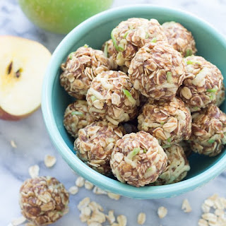 Apple Cinnamon Cookie Energy Bites Recipe