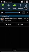 Screenshot of Yasir Qadhi