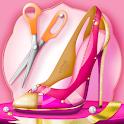 High Heels Designer Girl Games icon