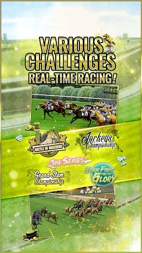 Champion Horse Racing screenshots 3