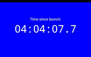 Screenshot of OneTouch Alarmclock & Timer