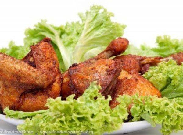Deep Fried Chicken Recipe