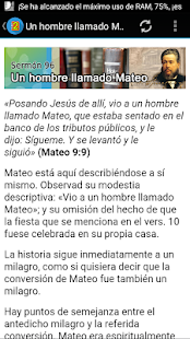Bosquejos de Sermones (Vol. 2)- screenshot thumbnail