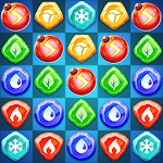 Gem Quest Match 3 Icon