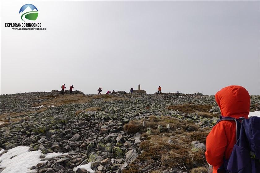 Pico MONCAYO 2.314 desde CUEVA de AGREDA