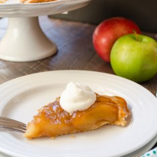 Classic Apple Tart Tatin Recipe