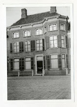 Photo: Oude Schoutshuis aan de Haagsemarkt 11 rond 1937