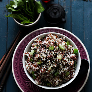 Quinoa Vegetarian Fried Rice Recipe