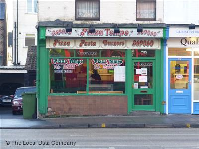 Pizza Tempo On Falsgrave Road Fast Food Takeaway In