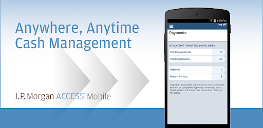 J P  Morgan Access Mobile - Apps on Google Play