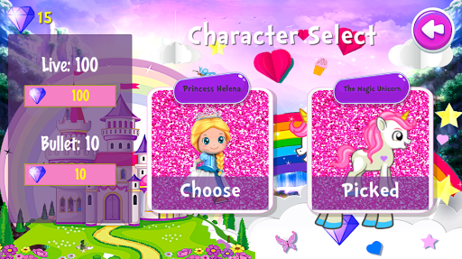 Princess Helena and the Magic Unicorn  screenshots 10