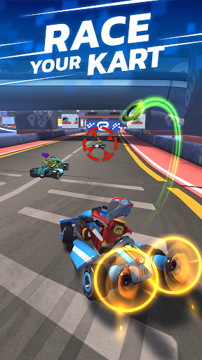 Go Race: Super Karts
